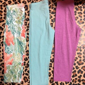 Old Navy Leggings Set of 3!